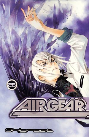 Air Gear Vol 26 GN