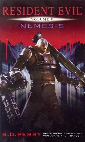 Resident Evil Vol 5 Nemesis MMPB Titan Edition