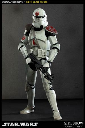 Star Wars Commander Neyo 12-Inch Action Figure