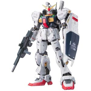 Gundam Model Kit Action Figure Real Grade 1/144 Scale #08 Gundam Mk-II A.E.U.G. Prototype Mobile Suit RX-178
