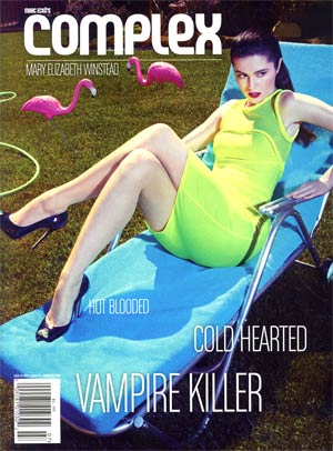 Complex Vol 11 #2 Jun / Jul 2012