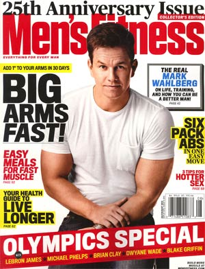 Mens Fitness Vol 28 #6 Jul / Aug 2012
