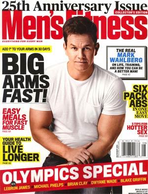 Mens Fitness Vol 28 #6 Jul / Aug 2012