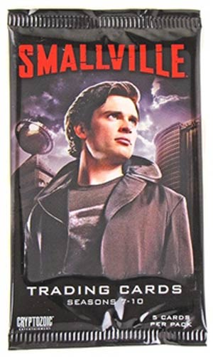 Smallville Season 7-10 Trading Cards Pack