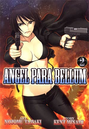 Angel Para Bellum Vol 2 GN