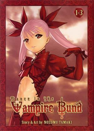 Dance In The Vampire Bund Omnibus Vols 1 - 3 GN