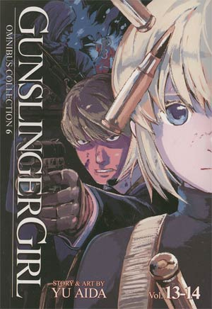 Gunslinger Girl Omnibus Collection Vol 6 (13 - 14) TP