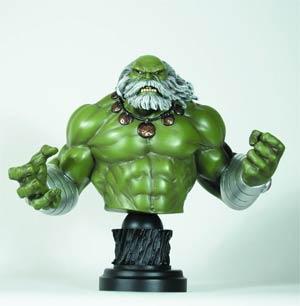 Maestro Hulk Mini Bust By Bowen