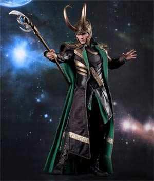 Avengers Movie Loki 12-Inch Action Figure