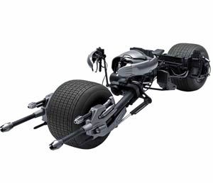 Batman The Dark Knight Rises Bat-Pod 1/6 Scale