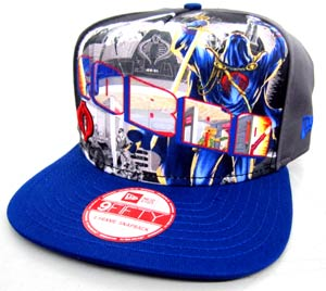 GI Joe Cobra Hero Post Official Snap Back Cap M/L