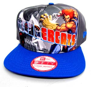 Thundercats Hero Post Official Snap Back Cap M/L