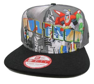 Voltron Hero Post Official Snap Back Cap M/L
