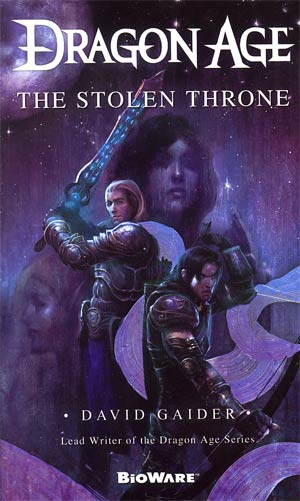 Dragon Age The Stolen Throne MMPB