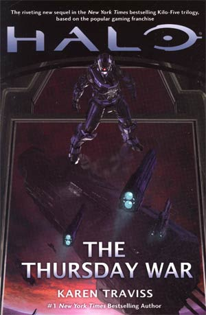 Halo The Thursday War TP