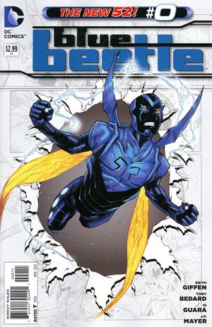 Blue Beetle Vol 8 #0