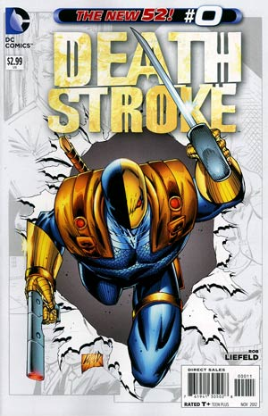 Deathstroke Vol 2 #0