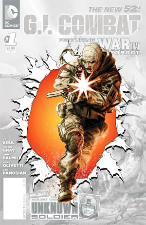 G.I. Combat Vol 2 #0