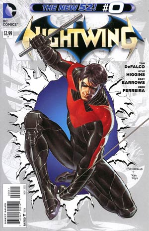 Nightwing Vol 3 #0