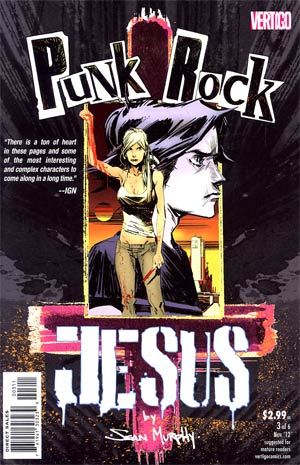Punk Rock Jesus #3