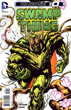 Swamp Thing Vol 5 #0