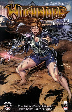 Witchblade #161 Cover B Diego Bernard & Fred Benes