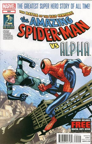 Amazing Spider-Man Vol 2 #694