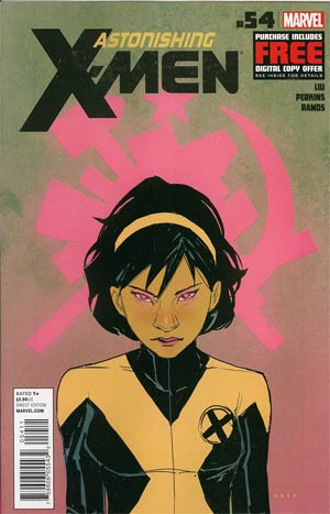 Astonishing X-Men Vol 3 #54