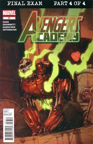 Avengers Academy #37