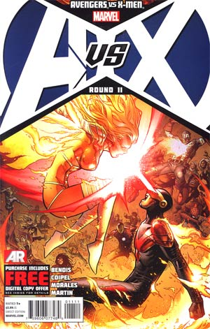 Avengers vs X-Men #11 Regular Jim Cheung Cover