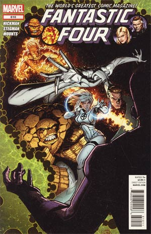 Fantastic Four Vol 3 #610