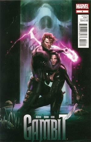 Gambit Vol 5 #3