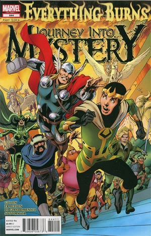 Journey Into Mystery Vol 3 #644 (Everything Burns Part 5)