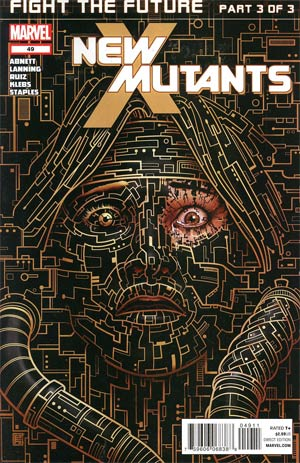 New Mutants Vol 3 #49