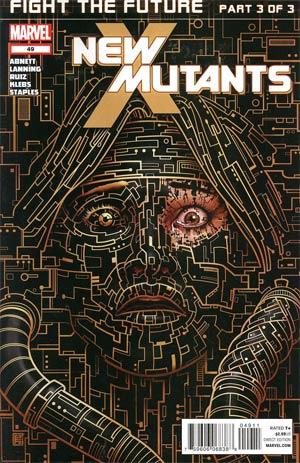New Mutants Vol 3 #49