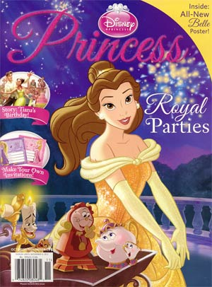 Disney Princess Magazine #8
