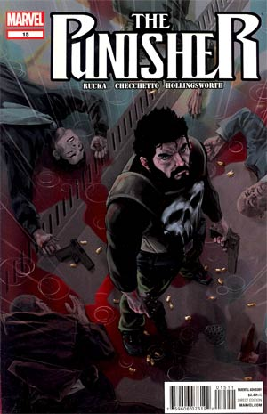 Punisher Vol 8 #15