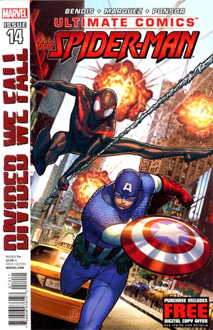 Ultimate Comics Spider-Man Vol 2 #14