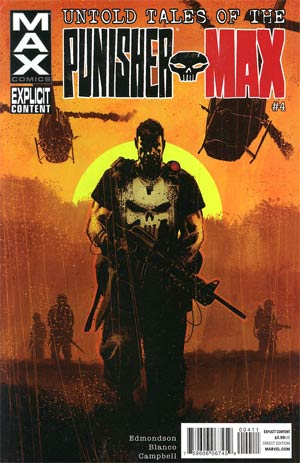 Untold Tales Of The Punisher MAX #4