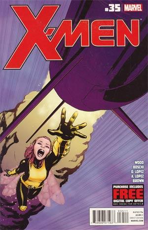 X-Men Vol 3 #35