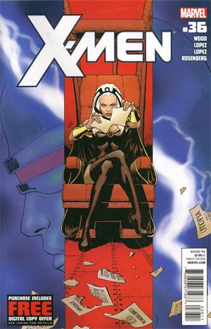 X-Men Vol 3 #36