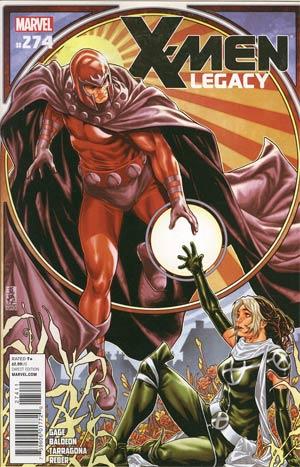 X-Men Legacy #274