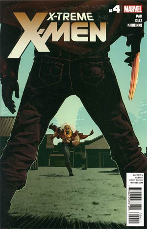 X-Treme X-Men Vol 2 #4