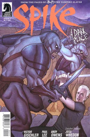 Buffy The Vampire Slayer Spike #2 Regular Jenny Frison Cover