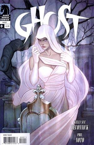 Ghost Vol 3 #0