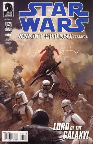 Star Wars Knight Errant Escape #4