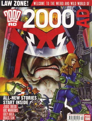 2000 AD #1800