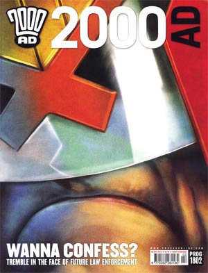 2000 AD #1802