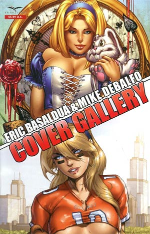 E-Bas & Mike DeBalfo Cover Gallery