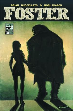 Foster #3 Regular Brian Buccellato Cover